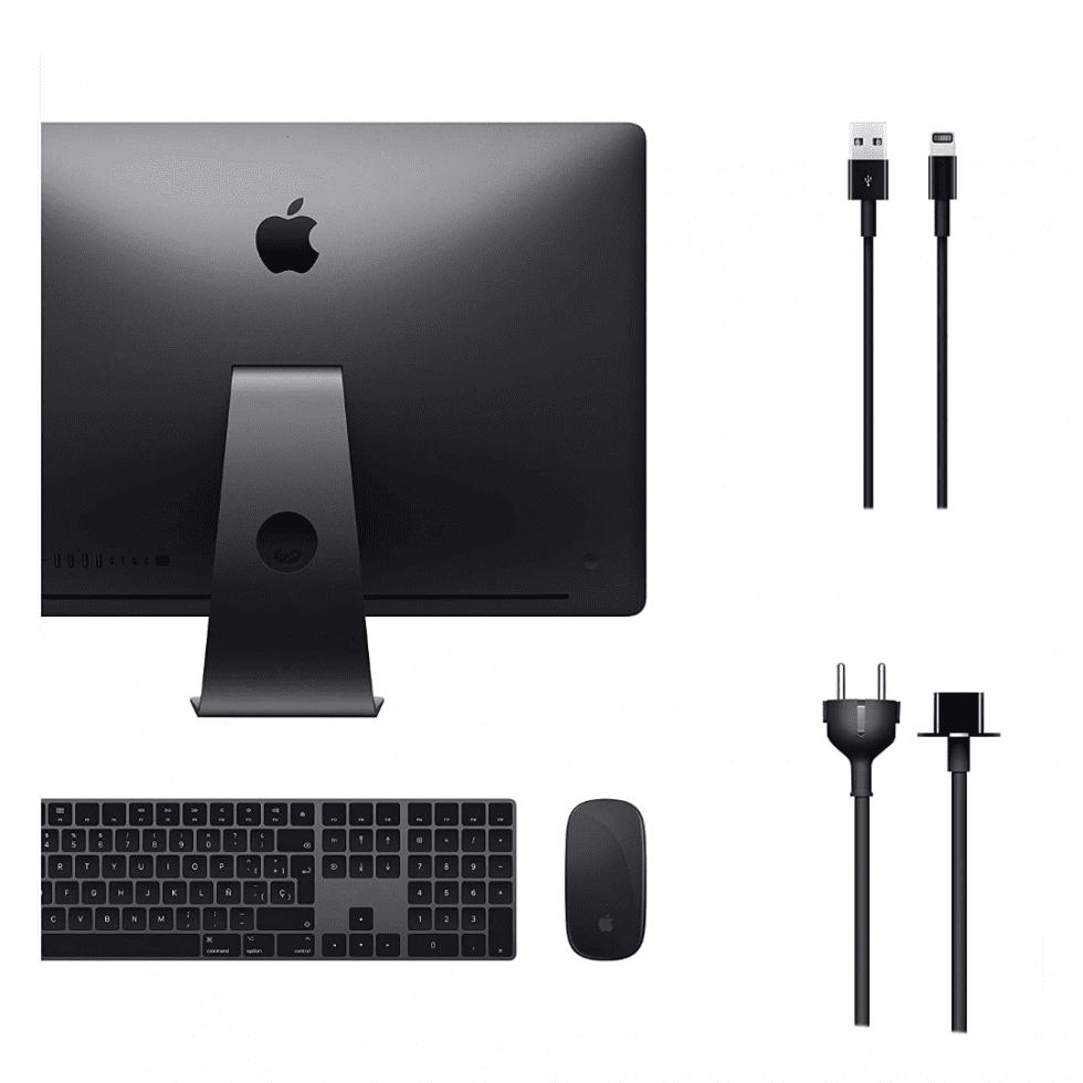Apple iMac Pro (27-inch with Retina 5K display, 3.2GHz 8-core Intel Xeon W processor) (Older Model)