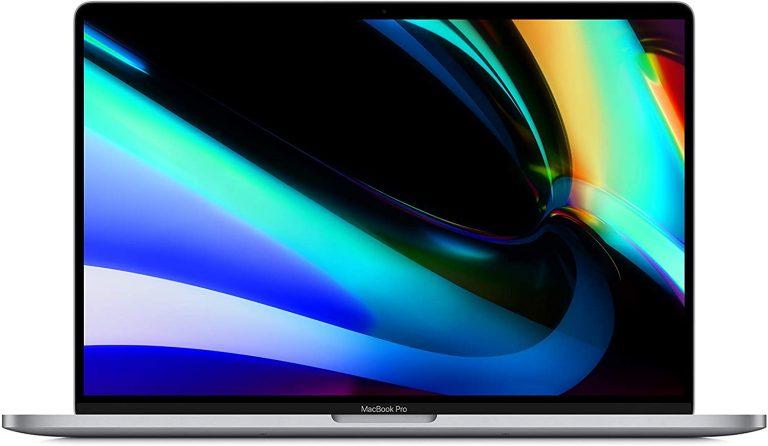 MacBook Pro 16-inch (2019)
