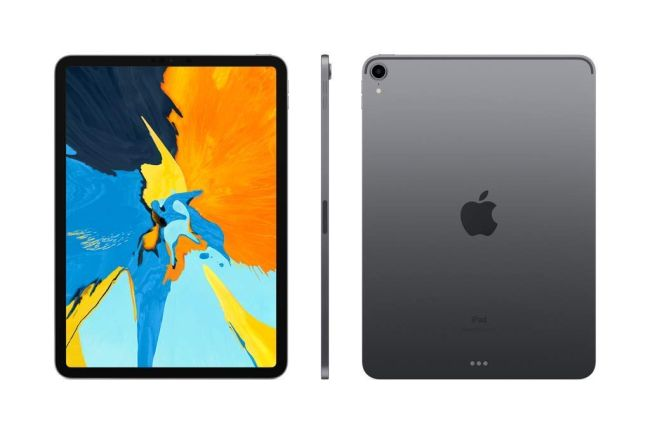 iPad Pro and Apple Pencil (2019)